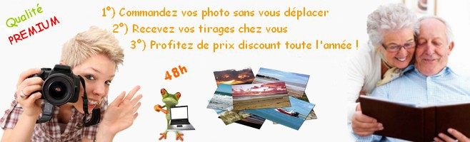 Tirages et posters photo