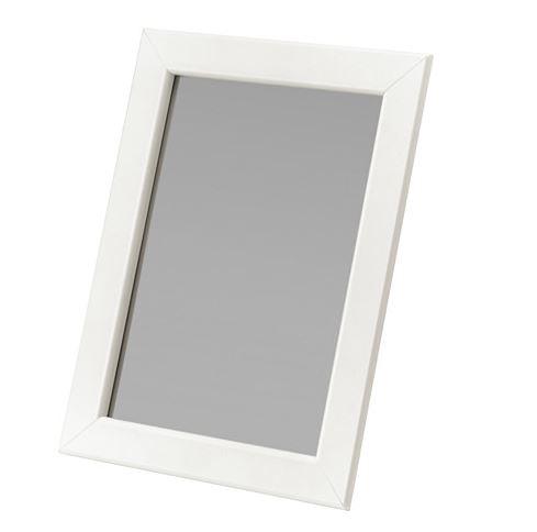 Cadre photo blanc 13x18