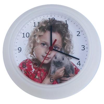 Horloge ronde perso