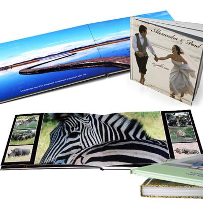 Livre Photo A4 - Papier photo