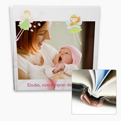 Livre Photo CEWE - XL 30x30 cm - papier photo
